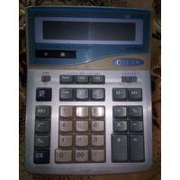 Настольный калькулятор CITIZEN VZ-8800,б/у.