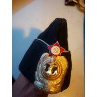 Пилотка офицера ВМФ СССР