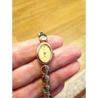Швейцарские кварцевые часы Appella с позолотой оригинал