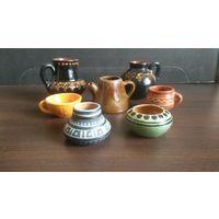 Коллекция керамической миниатюры Латвийская ССР