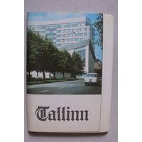 """Комплект открыток """"Таллин"""", 1973, 15 шт."""