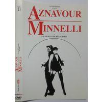 Aznavour & Minnelli  - Palas DesCongres DeParis DVD9
