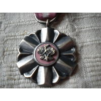 """Медаль """"За долголетнюю супружескую жизнь"""" PRL"""