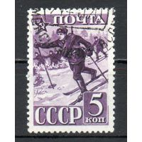 Красная Армия  СССР 1941 год 1 марка