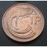 Ирландия 1 пенни 1976г.