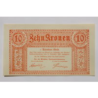 Австрия (Каринтия), 10 крон 1918 год, KM S102, UNC