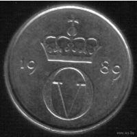 10 эре 1989 год Норвегия