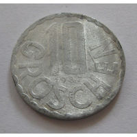 Австрия 10 грошей 1987