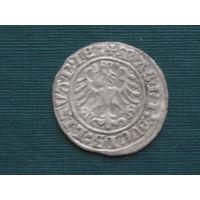 Полугрош 1509, Жигимонт Старый, Вильно