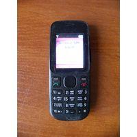 Мобильный телефон Nokia 100 б.у. в корпусе Nokia101