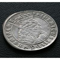 Орт 1699 SD, Германия, Бранденбург - Пруссия, Фридрих III. Коллекционное состояние
