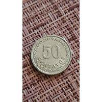 Парагвай 50 сентавос 1938 г