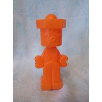 Самоделкин- пластмассовая игрушка СССР