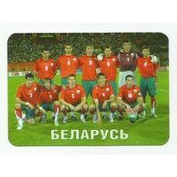 Национальная сборная Беларусь. Календарик 2008г.