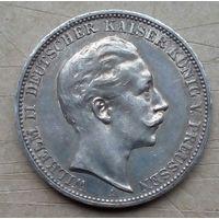 Пруссия 3 марки 1910