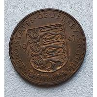 Джерси 1/12 шиллинга, 1947  4-12-13