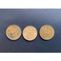2 копейки 1954 + БОНУС 2 копейки 1926 и 1930. Старт с 1 рубля