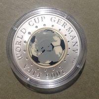 Беларусь 20 рублей 2005г Чемпионат мира по футболу в Германии 2006г