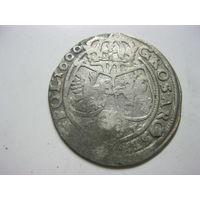 6 грошей 1666 года