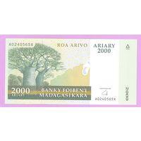 Мадагаскар - 2000 Ariary