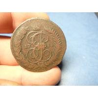 2 копейки 1788 г. Екатерина 2 торг обмен