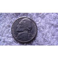 США 5 центов 1986г. Р распродажа