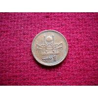 Пакистан 1 рупия 2000 г.