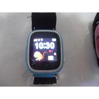 Q90 gps Смарт часы детские с Wi-Fi