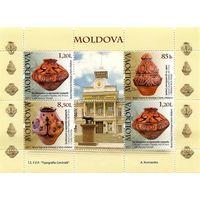 Молдова 2011 г. Национальный музей археологии и истории.  МЛ *