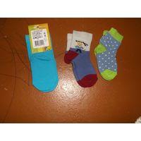 Носки новые 12-14 размер