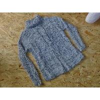 Очень мягкий теплый свитер, р.54