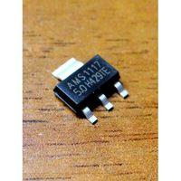 AMS1117 стабилизатор напряжения 5 вольт 1 ампер SOT-223