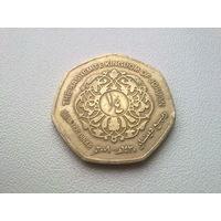 Иордания 1/4 динара 2009