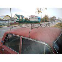Лот 1324. Багажник на крышу ВАЗ 2101 - 2107. Старт с 30 рублей!