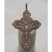 Крестик православный со Св.Влм.Варварой