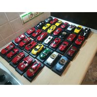 Ferrari Collection 1:43 35шт