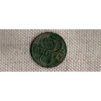 Польша 5 грошей 1931 (Qu)