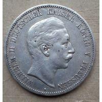 Пруссия 5 марок 1904