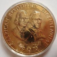 США медаль жетон 1973 год 200 лет Революции (2)