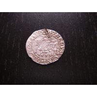 Полугрош 1559 г.  Сигизмунд II Август