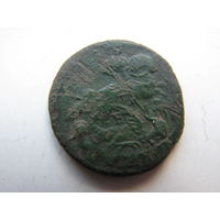 Денга 1770 ЕМ  Екатерина - II