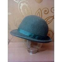 Шляпа фетровая, р. 57, изготовлена в г. Рига