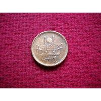 Пакистан 1 рупия 2003 г.