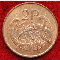 7347:  2 пенса 1995 Ирландия