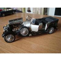 Rolls-Royce Silver Ggost 1925 Franklin Mint 1:24