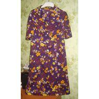 Платья 60-70-х, размер 46, 48, 2шт.