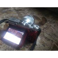 Fujifilm x-a1 + 16-50