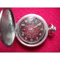 Часы Молния карманные СССР. На ходу.