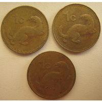 Мальта 1 цент 1991 г. Цена за 1 шт. (gl)