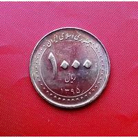 82-16 Иран, 1000 риалов 2016 г. (Мавзолей Шах-Черах в Ширазе) Единственное предложение монеты данного года на АУ